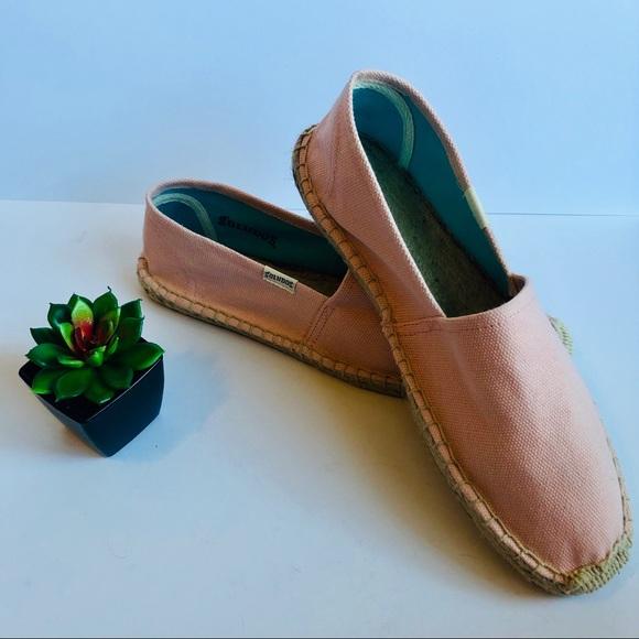 92e49c146a0 Soludos- Women's Espadrilles- Pink- Size 8